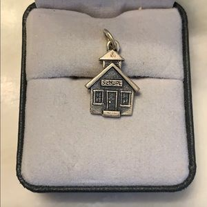 James Avery schoolhouse pendant
